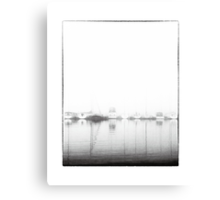 Ghost Ships Canvas Print
