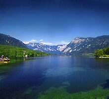 Lake Bohinj by vichy