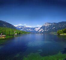 Lake Bohinj by vichy