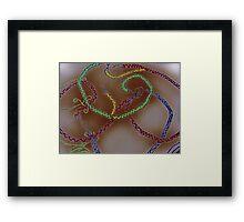 Snake Children Framed Print