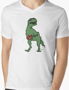T-Rocks Mens V-Neck T-Shirt
