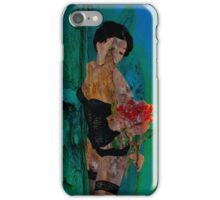 Boxcar Pinup  iPhone Case/Skin