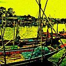Fisherman life... by Kornrawiee