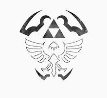 Hylian Shield - Legend of Zelda [white] Unisex T-Shirt