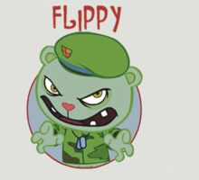 Happy Tree Friends: Flippy by Sam Stringer