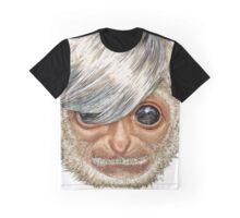 Little Monkey (print) Graphic T-Shirt