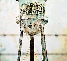 Rusted America: Water Tower by Connor Ashby
