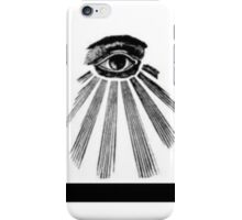 EyE AM All Seeing iPhone Case/Skin