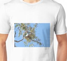 Little Corella, Windjana Gorge, Kimberley, Western Australia Unisex T-Shirt