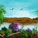 Eagle's Paradise by teresa731