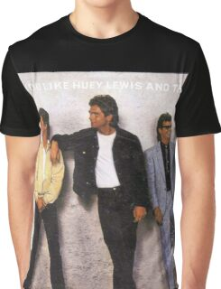 Do you like Huey Lewis and the News? Graphic T-Shirt