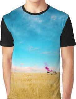 Breaking Bad Desert  Graphic T-Shirt