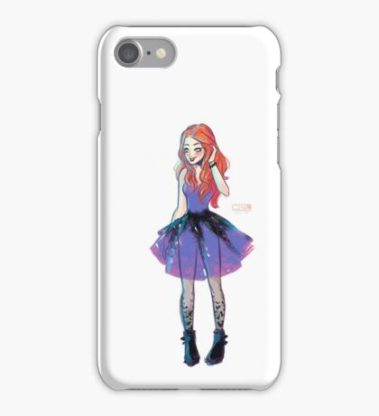 Batgirl Fashion iPhone Case/Skin