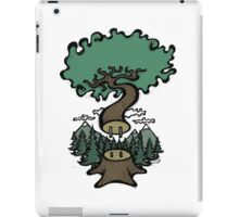 Plug In Tree iPad Case/Skin