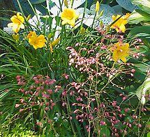 A Pretty Growing Boquet by teresa731