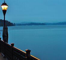 Lake Winnipesaukee by Jeananne  Martin
