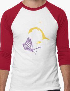 Free! - #TeamReiGisa Men's Baseball ¾ T-Shirt