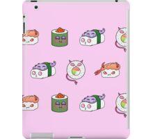 SUSHI PATTERN iPad Case/Skin