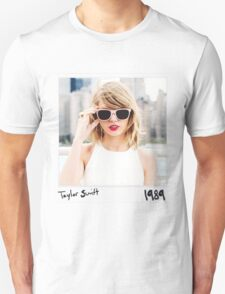 Taylor Swift Album Cover T-Shirt