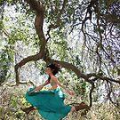 In the trees 1 by Eyoälha Baker