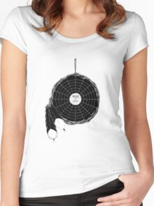 Music Catcher Women's Fitted Scoop T-Shirt