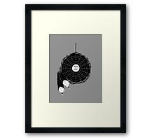 Music Catcher Framed Print