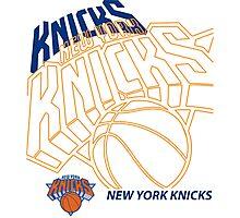 Sport knicks Sport from New york Photographic Print