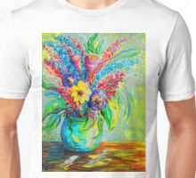 Spring in a Vase Unisex T-Shirt