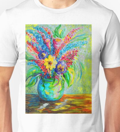 Spring in a Vase Unisex T-Shirt