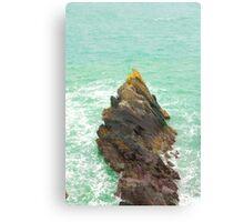 Rocky outcrop Canvas Print