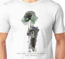 Pen Vs Sword Unisex T-Shirt