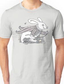 The White Rabbit Rush (T-shirt) Unisex T-Shirt