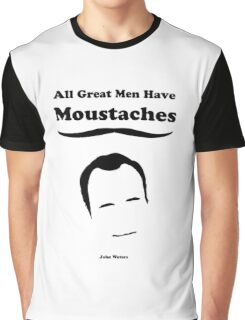 John Waters - The Great Man Graphic T-Shirt