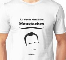 John Waters - The Great Man Unisex T-Shirt