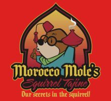 Morocco Mole's Squirrel Tajine by Grady
