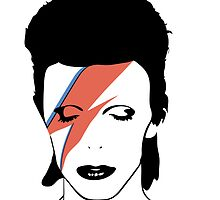 Drive in Saturday - David Bowie by topicarmesi