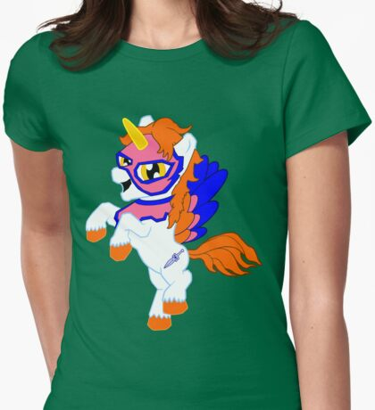 MLP Swiftwind! Womens Fitted T-Shirt