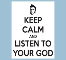 Morrissey your God by GreyCard