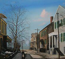 Boush Street, Norfolk, Virginia 1894 by Jsimone