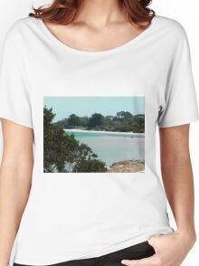 Inverloch Beach Women's Relaxed Fit T-Shirt