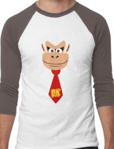 Monkey Kong Men's Baseball ¾ T-Shirt