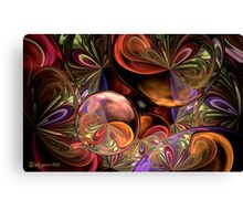 Leapin Loonies! Canvas Print