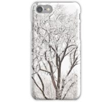 Ice Tree - Ten Million Chimes  iPhone Case/Skin