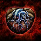 Heart by beanarts