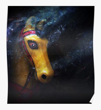 Horsey II Poster
