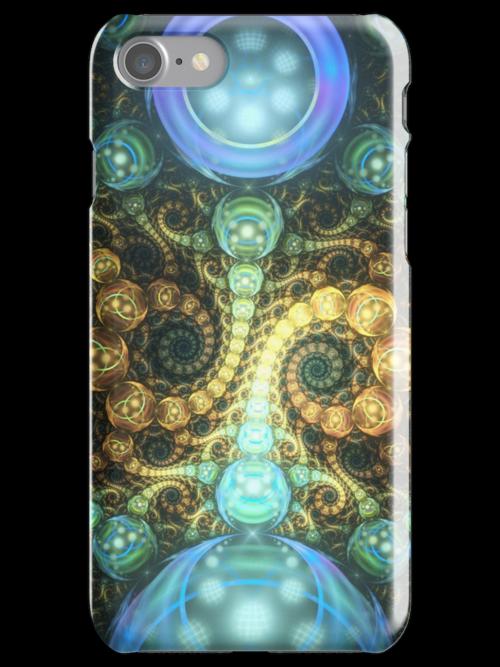 Alien Casanova ~ iphone case by Fiery-Fire
