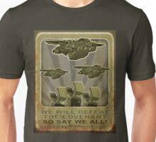 Halo Propaganda Unisex T-Shirt