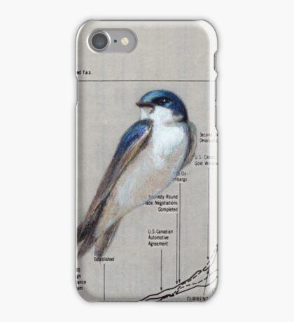 Swallow Trade iPhone Case/Skin