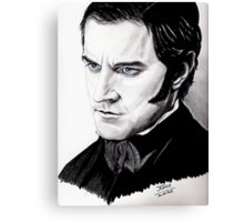 """Richard Armitage """"so, you are going..."""" Canvas Print"""