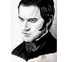 "Richard Armitage ""so, you are going..."" Photographic Print"